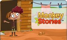 Monkey Stories Học Tiếng Anh Qua truyện tranh tương tác cho bé