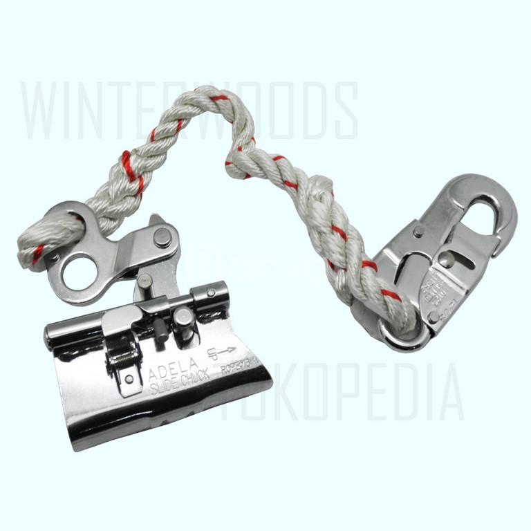 Khóa an toàn dùng trong đu dây nhà cao tầng