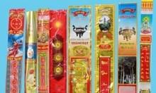 Túi nilon đựng hương, in bao bì nilon đựng hương tại Hà Nội