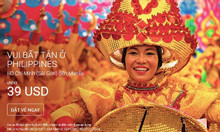 Săn vé AirAsia 39 USD trải nghiệm hành trình thú vị
