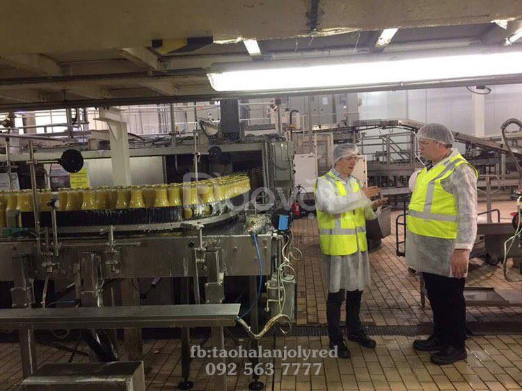 Khuyến mại giảm giá nước táo ép nguyên chất nhập khẩu từ Châu Âu