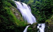 Khu du lịch Cửu thác Tú Sơn Hòa Bình đỉa điểm sinh thái mùa thu