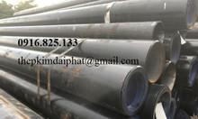 114. Giá thép ống 114, DN100, ống hàn 114x5ly đen, kẽm