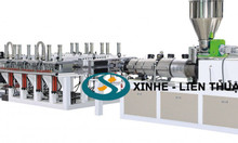 Máy sản xuất tấm nhựa Foam pvc