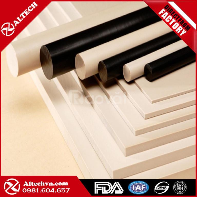 Nhựa PEEK - nguyên liệu sản xuất máy in 3D