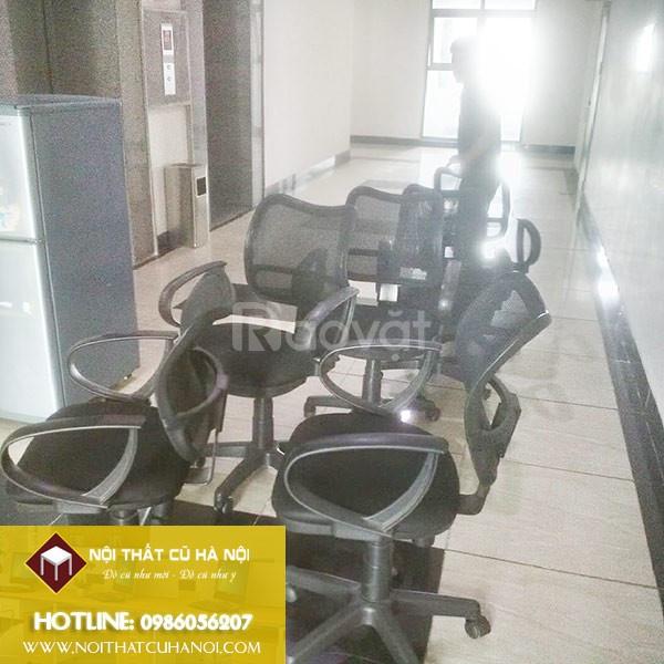 Ghế xoay lưới văn phòng đang được Nội Thất cũ Hà Nội thanh lý
