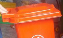 Bán thùng rác, thùng rác nhựa composite, thùng rác 120, thùng rac240l