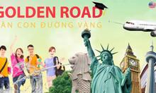Tân con đường vàng: dự hội thảo du học Malay tiết kiệm 60% du học Úc