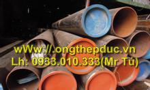Ống thép đúc 406 - ống đen 400 - họp 400 astm