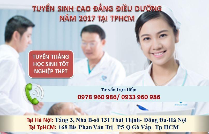 Cao đẳng điều dưỡng uy tín TpHCM