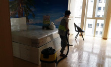 Vệ sinh căn hộ tại TPHCM