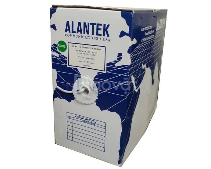 Phân phối cáp mạng điều khiển Alantek ,cat5e cat6 UTP FTP chính hãng