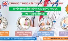 TpHCM tuyển sinh liên thông cao đẳng hộ sinh