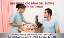 TpHCM tuyển sinh liên thông cao đẳng điều dưỡng