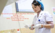 Liên thông cao đẳng dược, điều dưỡng chính quy 2017