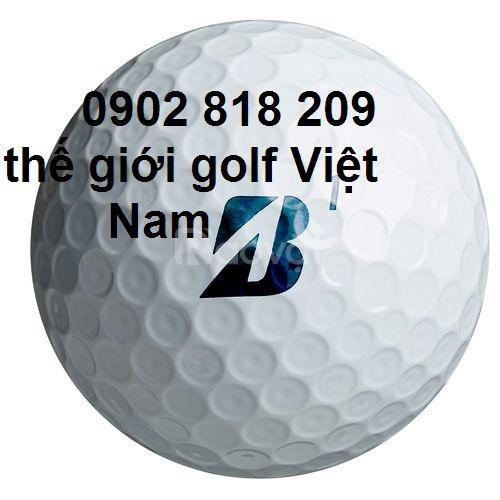 Cung cấp bóng golf và in logo lên bóng (banh) golf làm quà tặng