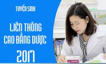 TpHCM tuyển sinh Liên thông Cao đẳng Dược uy tín