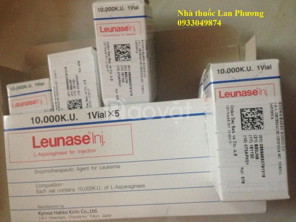 Giá Thuốc Leunase 10.000 KU L-asparaginase bệnh bạch cầu cấp