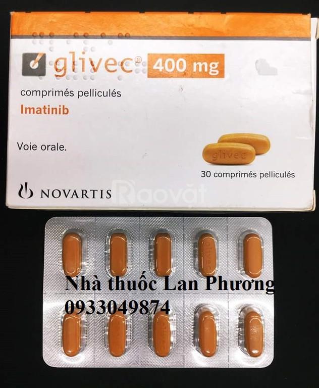 Giá thuốc Glivec 400mg imatinib bệnh bạch cầu mạn