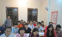 Tuyển sinh các lớp học tiếng Trung