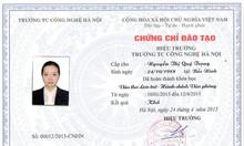 Khóa đào tạo nghiệp vụ hành chính văn thư tại Hà Nội, Đà Nẵng, TPHCM