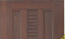 Cửa nhựa HueiShin giả gỗ cao cấp chắc chắn bền bỉ