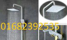 Vòi sen bằng đồng, sơn tĩnh điện nhập khẩu Malaysia