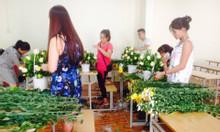 Dạy cắm hoa nghệ thuật - Giảm ngay 10% học phí khi đăng kí sớm