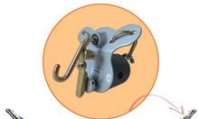 Võng xếp điện tự động dùng cho cả trẻ em và người lớn Vinanoi VNK-TD36