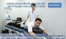 Khóa học ngắn hạn lấy chứng chỉ kỹ thuật viên vật lý trị liệu