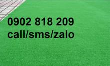 Thanh lý cỏ trải thảm sân chơi trẻ em, cỏ sân vườn, cỏ dán tường