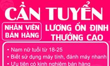 Tuyển dụng nhân viên bán shop thời trang tại Bình Tân, TPHCM