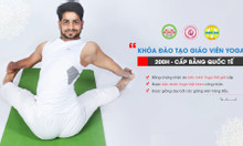 Tuyển sinh khóa đào tạo giáo viên yoga cấp bằng Quốc tế 200h
