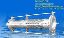 Ống dẫn hơi nóng - khớp giãn nở - khớp nối mềm/khớp giãn nở hình chữ nhạt