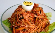 Dạy nấu món Hàn Quốc - giảm ngay học phí khi đăng ký nhóm