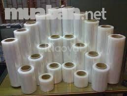 Băng dính dán thùng, màng PE (màng chít)