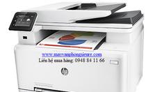 Bán Máy in laser màu đa chức năng HP color Laserjet MFP M277dw giá rẻ