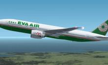 Eva Air Vietnam hãng hàng không 5 sao giá rẻ tại TPHCM