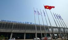 Giá vé máy bay Vietnam Airlines TPHCM đi Hải Phòng