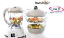 Máy xay hấp Babymoov Nutribaby 5 in 1 CSB201014 - chế biến thức ăn cho