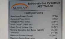 Solar Panel Mono Germany