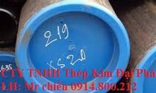 Thép ống đúc phi D200, ống đúc phi 273, ống đúc phi 508, ống phi 610