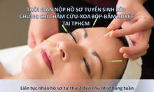 Chứng chỉ châm cứu bấm huyệt TpHCM