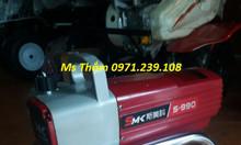Máy phun sơn SMK S-990, kho máy phun sơn giá rẻ tại Hà Nội