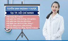 Cao đẳng Điều dưỡng học liên thông ở đâu TpHCM