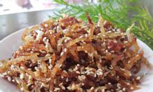 Đặc sản Đà Nẵng làm quà - Cá bò rim mè