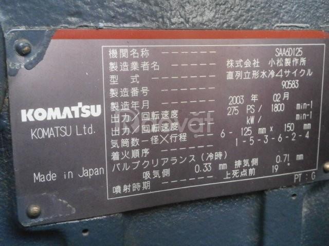 Máy phát điện Nishishiba 237.5KVA từ Nhật vừa về kho