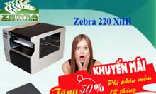 Máy in tem nhãn Zebra 220Xi3