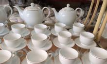 Sản xuất bộ ấm trà tại Huế, in logo ấm trà tại Huế