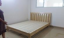 Giường ngủ gỗ tự nhiên đẹp BD1610